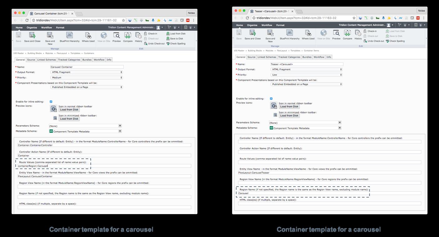 DXA Flexible Layouts - Tridion articles and tutorials