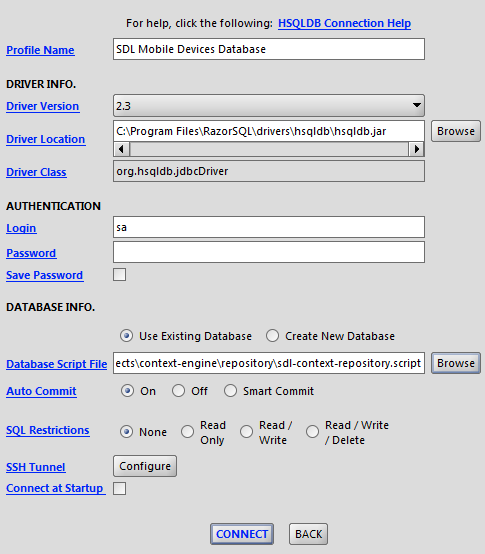 Exploring the SDL Mobile Devices Database - Tridion articles and
