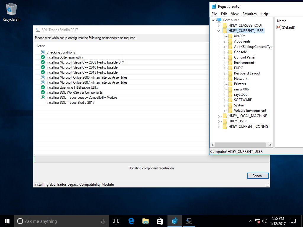 Microsoft office 2017 interop assemblies