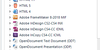 Trados and InDesign files - SDL Trados Studio - Translation