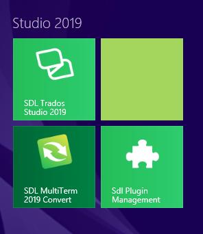 MultiTerm Icon not showing on start menu in Windows 8 1