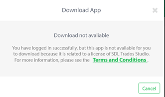 Cannot download Glossary Converter and Glossary Plugin - MultiTerm