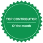 SDL's Top Contributor of the Month