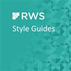 Style Guide SR